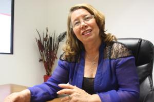Delia Murrieta Lopez, secreta ria gral del PRI local (1)