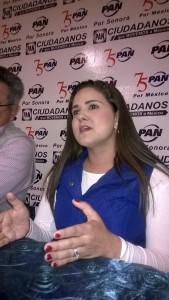 Célida López Cárdenas, precandidata del PAN por la diputación Distrito 02 (1)