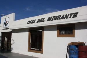 migrantes casa del