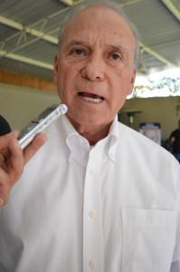 Javier Gándara Magaña, candidato a la gubernatura PAN
