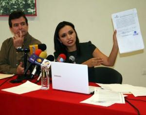 PRi denuncia contra Gándara