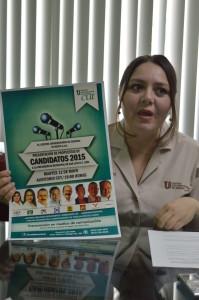Eloina Mendoza Puebla, directora CUT SLRC
