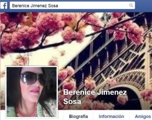 Berenice Jiménez Sosa, joven secuestrada (4)