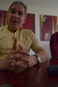 Víctor Hugo Galarza Domínguez, regidor PAN
