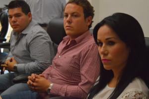 Juniors.. nueva sangre en el PRI, futuros  regidores Carrasco, Félix y Bustamante