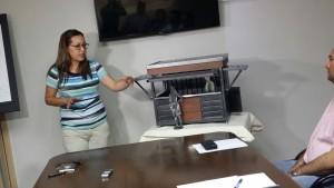 PROTOTIPO A ESCALA DE KIOSCO