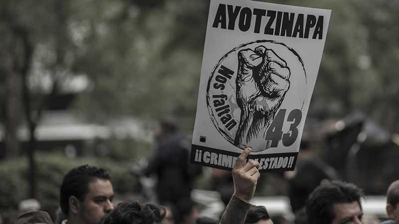 La lucha que persiste, Ayotzinapa