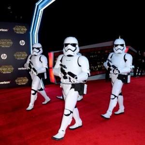 Star Wars despierta la fuerza en Hollywood
