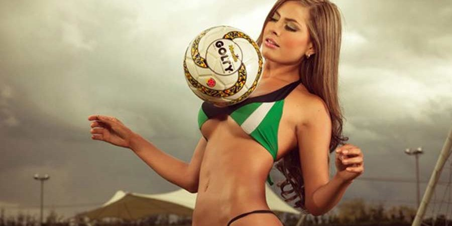 Bellezas Futboleras