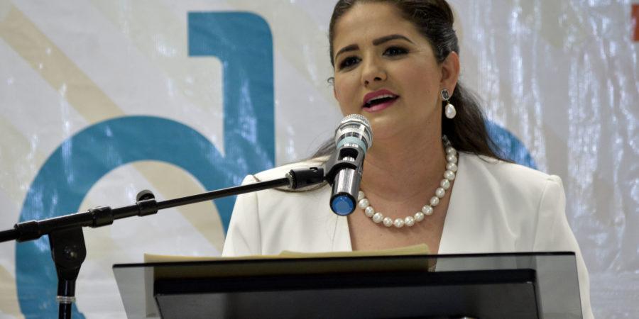 Busca Célida López encabezar la fórmula del PAN al Senado