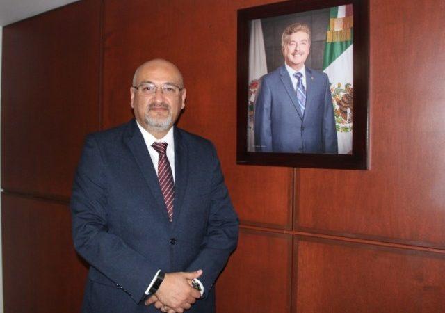 Nombra gobernador nuevo secretario de Seguridad Pública