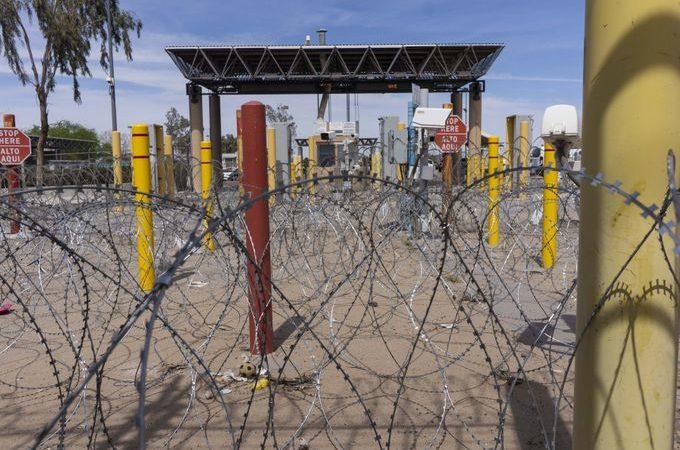 Declara Yuma estado de emergencia por migrantes