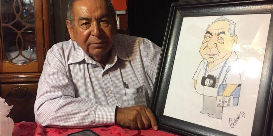 José Patiño, decano del periodismo en SLRC