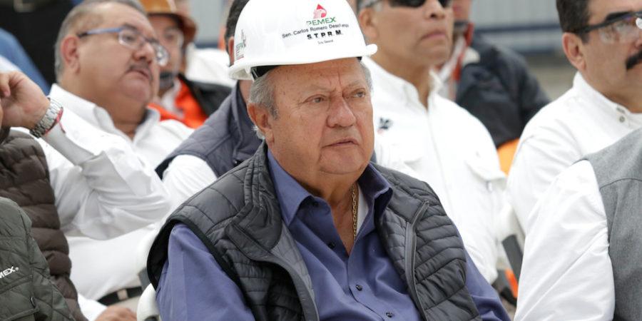 Tras 26 años, Romero Deschamps dejará liderazgo en Pemex para atender denuncias en su contra