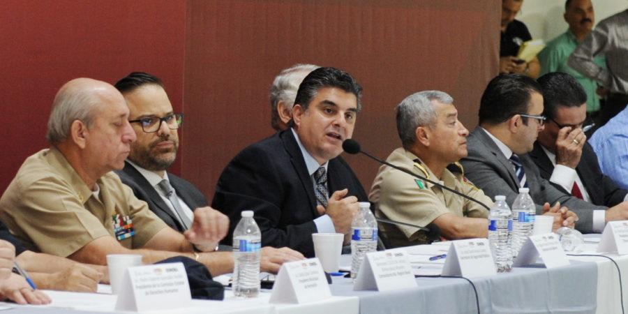 La delincuencia no tendrá carta de residencia en Sonora: Miguel Pompa
