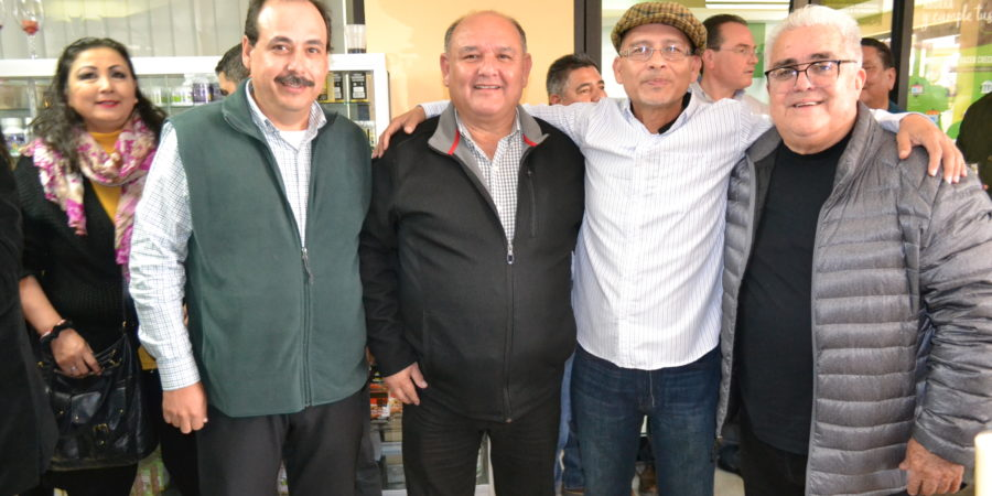 """Polémica y """"destapes"""" en el Aniversario de CONTRASEÑA"""