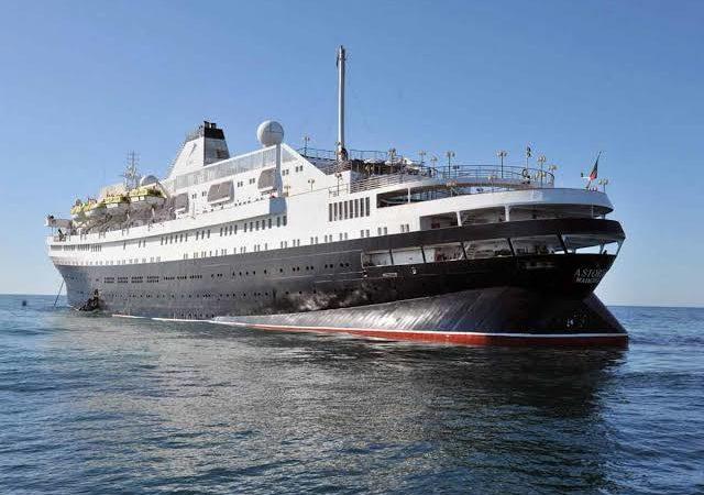 Detonará sector turístico crucero Astoria