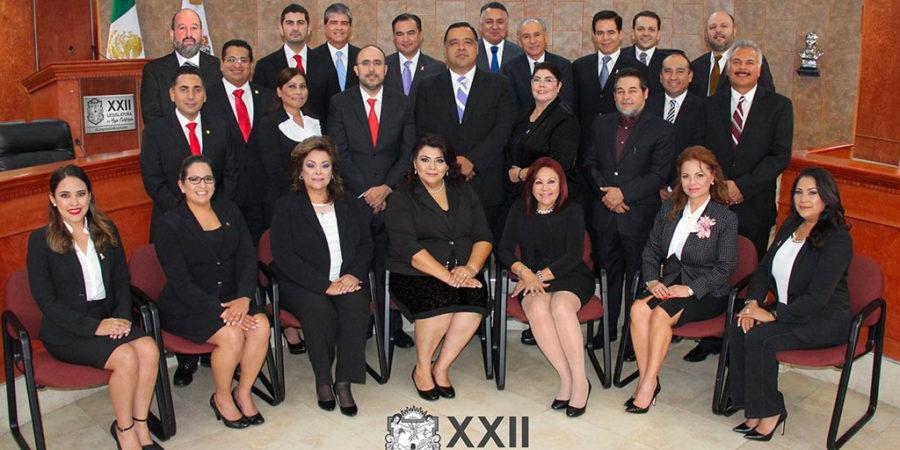 """Denuncia vs 21 ex diputados y 3 ex alcaldes por """"Ley Bonilla, recibida en Congreso de BC"""