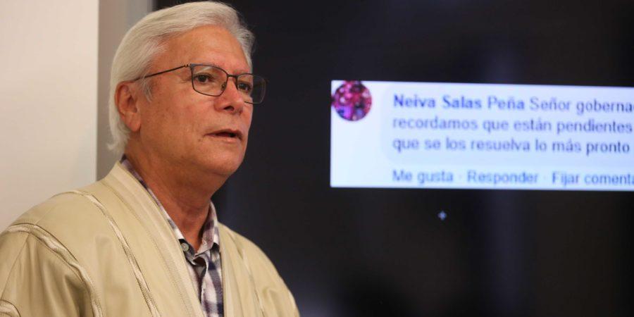 Pide Jaime Bonilla apoyo de sociedad de BC para reducir contagios por Covid19