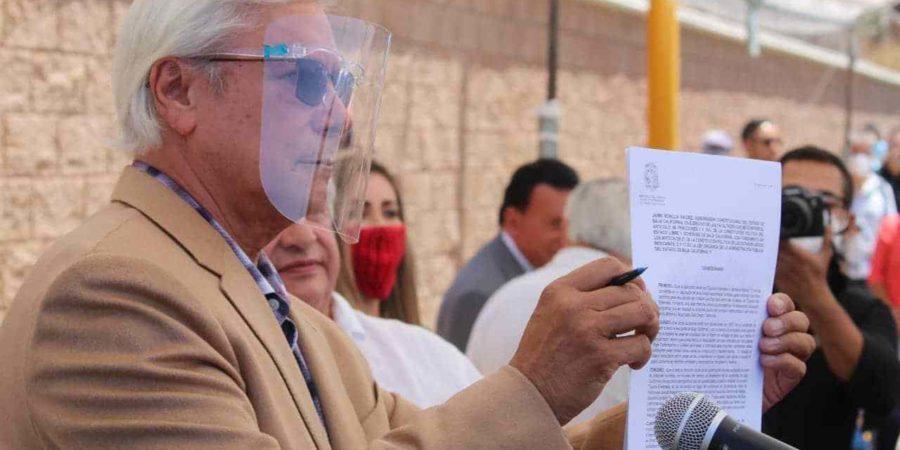 Jaime Bonilla, gobernador de Tijuana