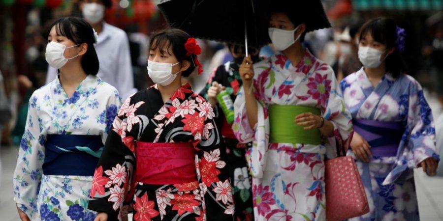 Tokio supera los 10 mil casos de coronavirus en pleno repunte de contagios