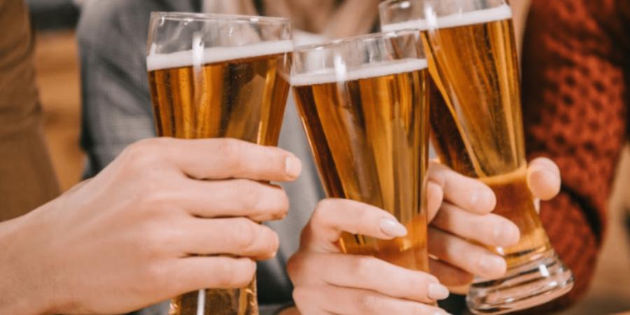 Listos para festejar. Hoy es el Día Internacional de la Cerveza