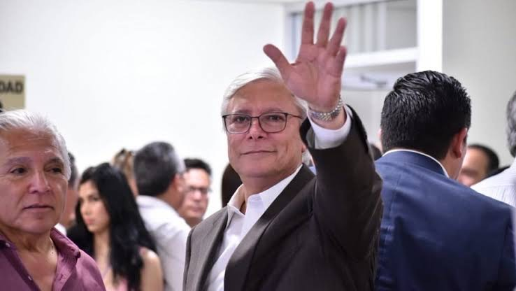 Jaime Bonilla, enfrentado con el CEN por el control de Morena en BC